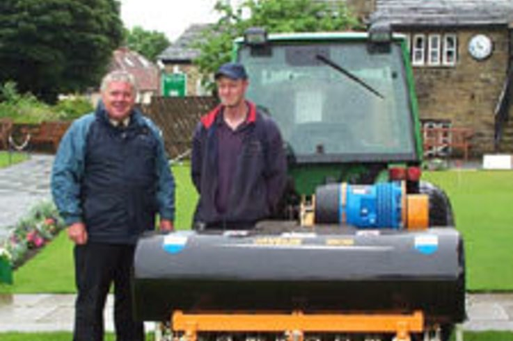Sustained improvements at West Bradford Golf Club