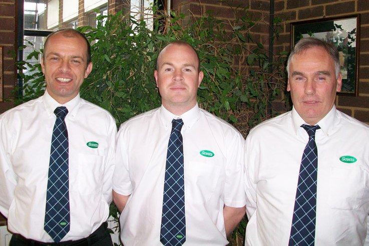 Michael Fance, Ed Carter, John Noyce, Scotts Professional UK.JPG