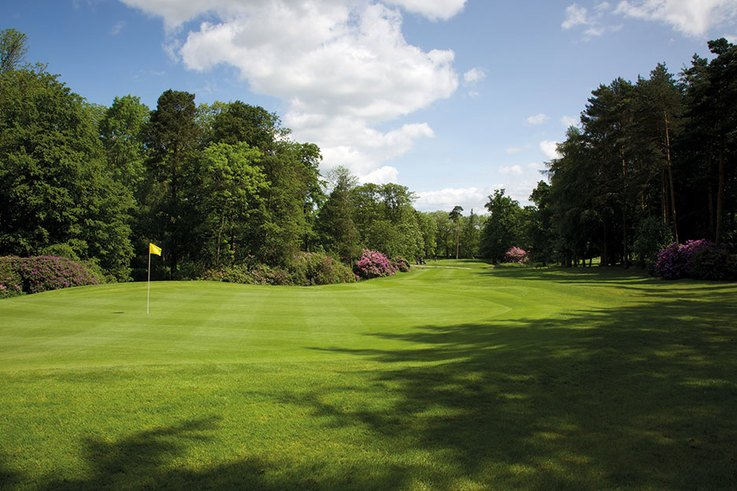 Rudding-Park-GC Green