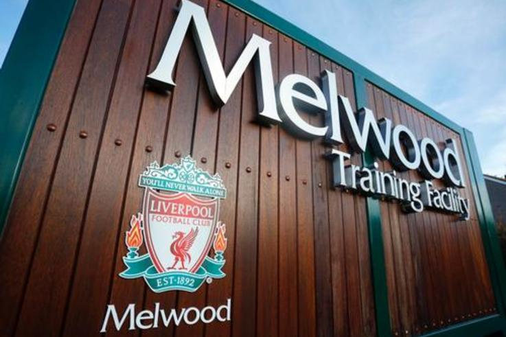 Melwood training ground data tag