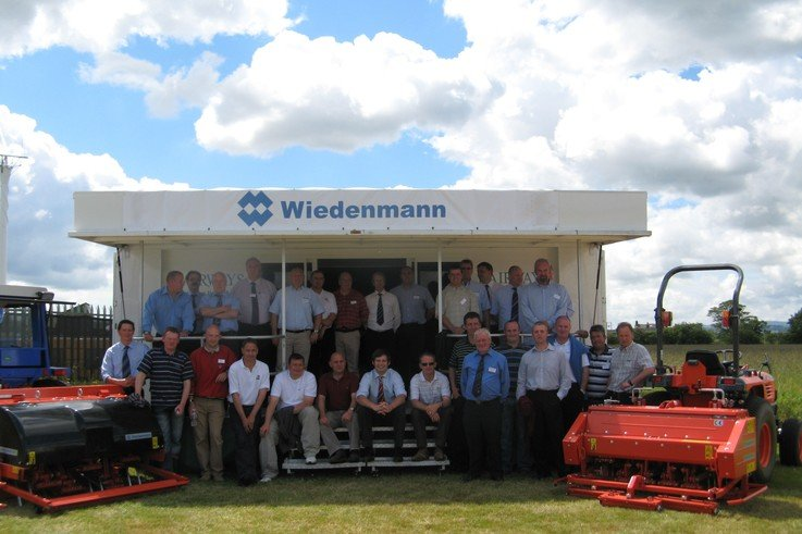 Dealers and clients at  Wiedenmann Open Day.jpg