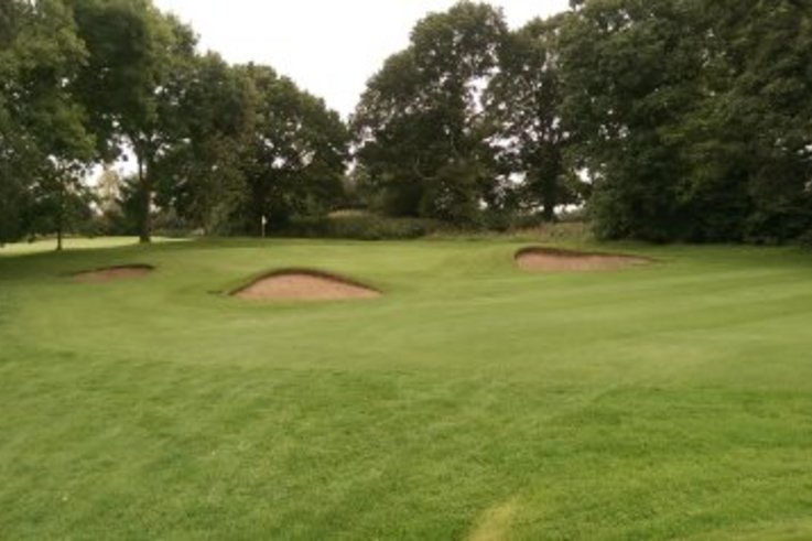 Haydock Park GC 7th Green