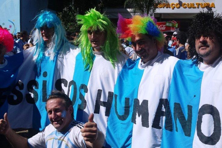 argentinean fans