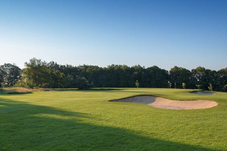 Goring And Streatley Golf Club Hole 7