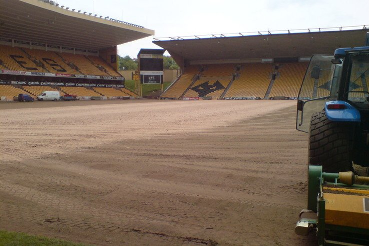 Wolves FC Renovations