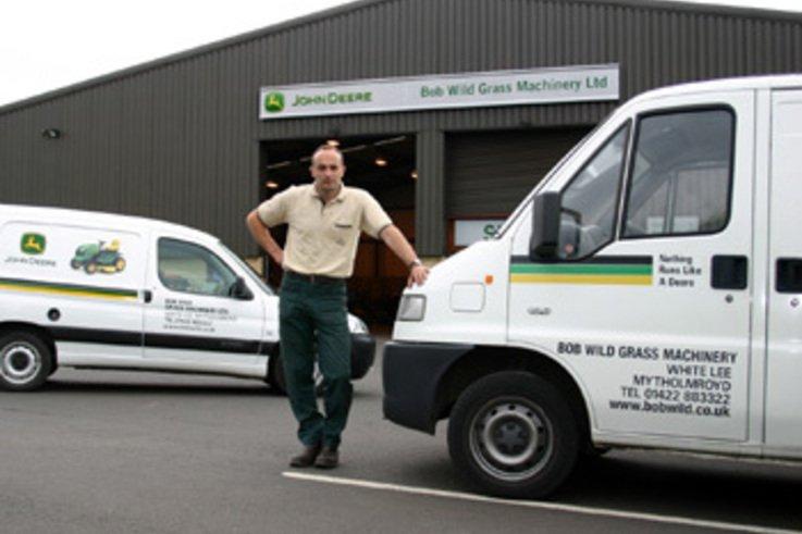 New premises for Yorkshire dealer
