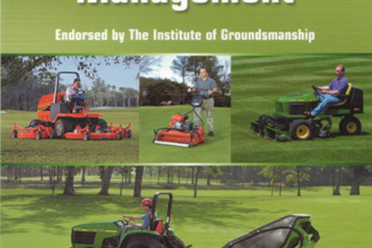 New Book: Sports Turf & Amenity Grassland Management