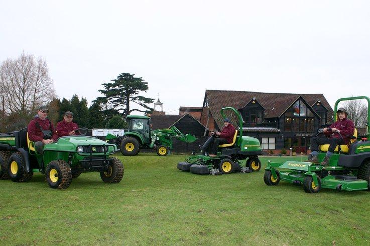 Weald Park Golf Club