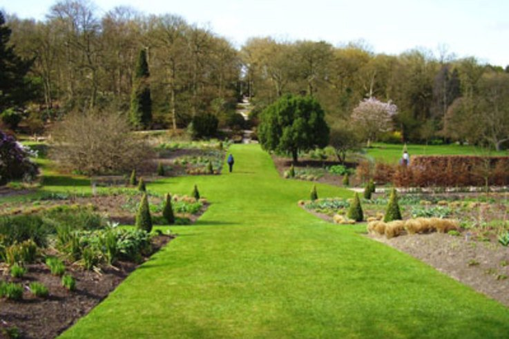 Rolawn Topsoil selected by RHS Harlow Carr