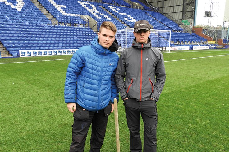 Tranmere-Rovers-FC Callum-Robinson-and-Aaron-Wilson