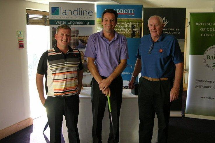 BAGCC golf day photo