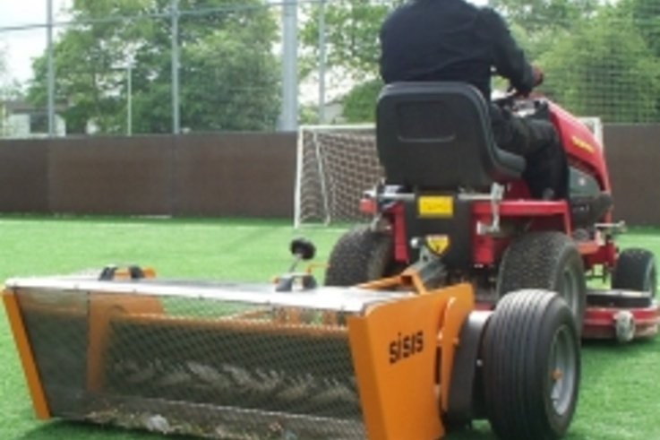 Maintaining Synthetic and Natural Turf - Free Seminar and Working Demonstrations
