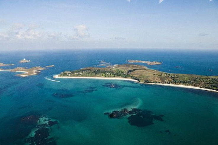 Scilly Aerial