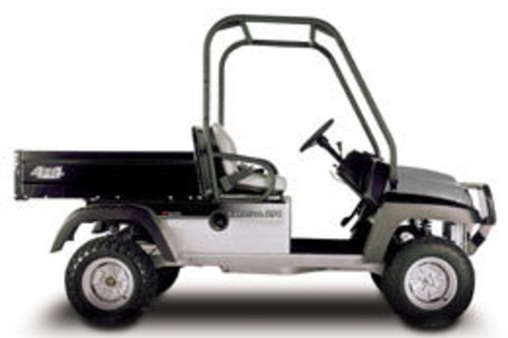 Club Car delighted with award