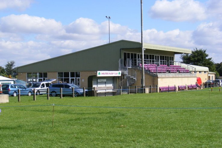 The Stand at Shelford Rugby Club