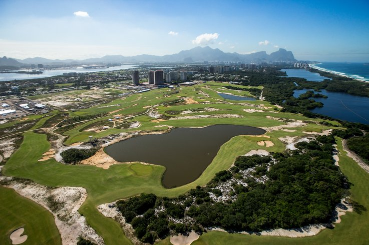 Golfe Rio 2016