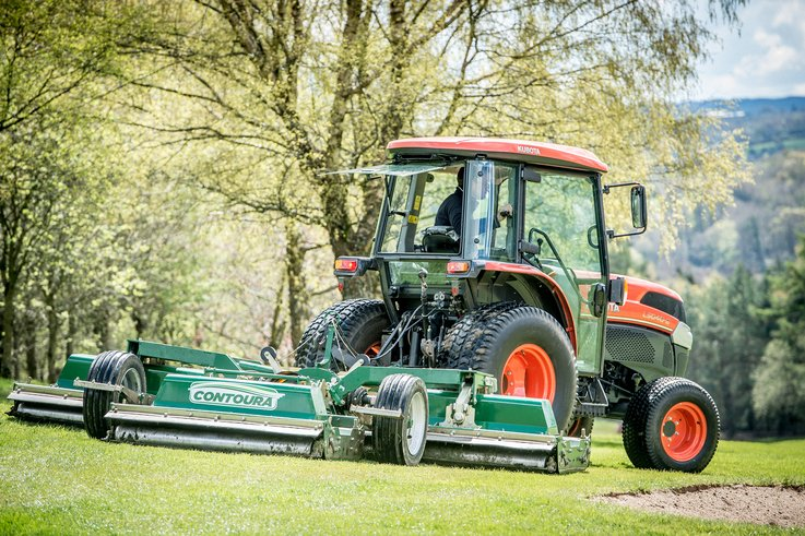Contoura Mower Ballybofey GC Major