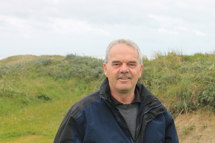 Royal Birkdale Course Manager Chris Whittle