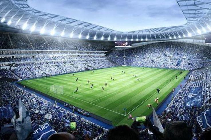 Tottemham stadium data tag 1