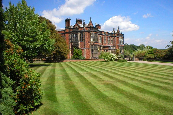 Arley Hall in June (1)