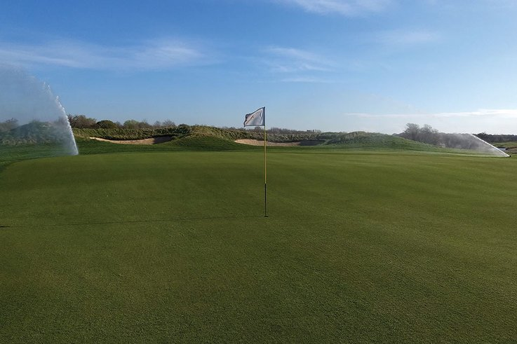 Following the paper trail at Ingrebourne Links Golf and Country Club