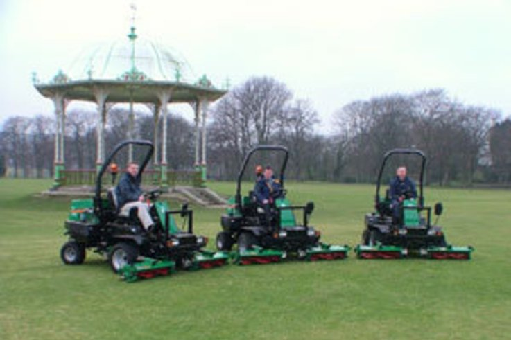 Aberdeen City Council add to fleet for new Grounds Care Seaon