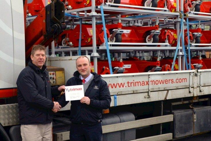 Greenlay Award   Trimax