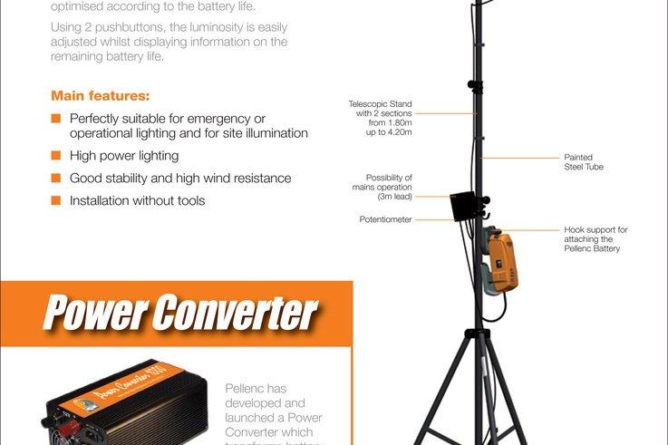 2a Lumenium&Converter