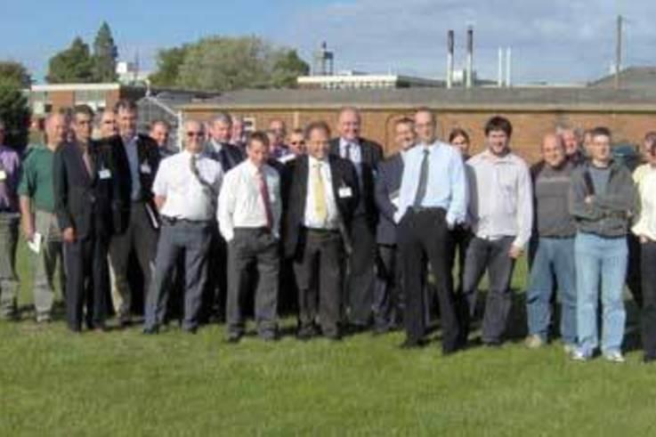 Cranfield Master Class enlightens principles of drainage
