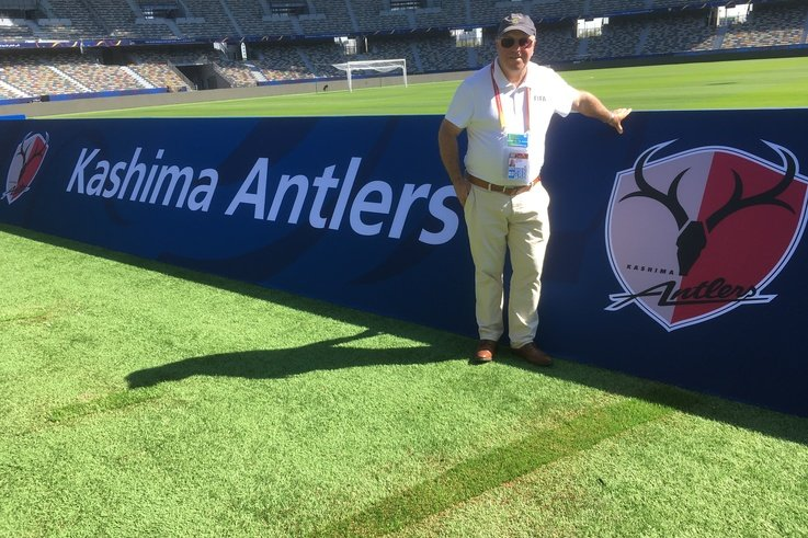 Alan At Zayed Sports Stadium