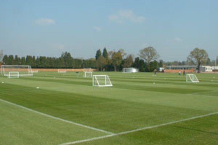 New Chelsea FC Academy gets the Barenbrug touch