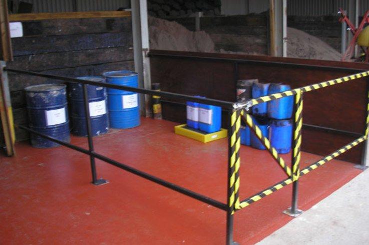 Waste Area 1