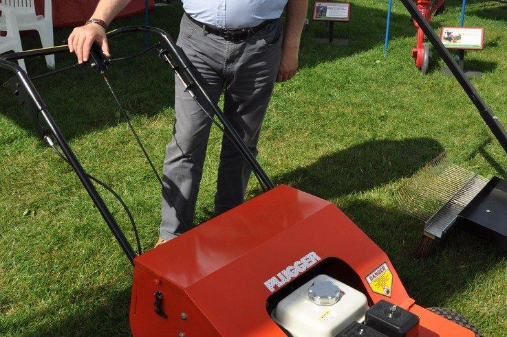 David Jenkins and the Plugger PL855 Pro HD