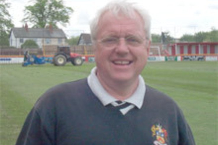 Second division Groundsman of the Year looks forward to the third
