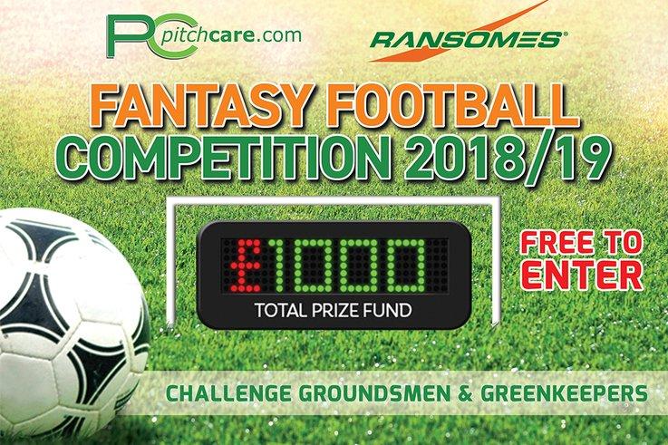 Fantasy Football 2018 2019 Ransomes PC Standard