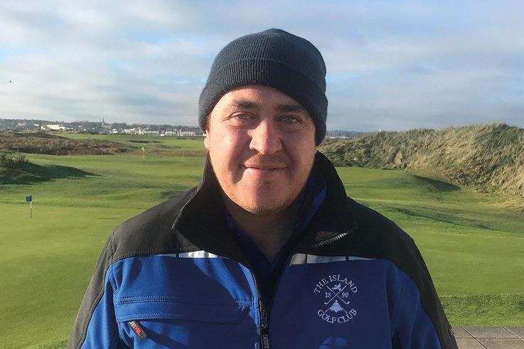 Island-Golf Dave-Edmondson