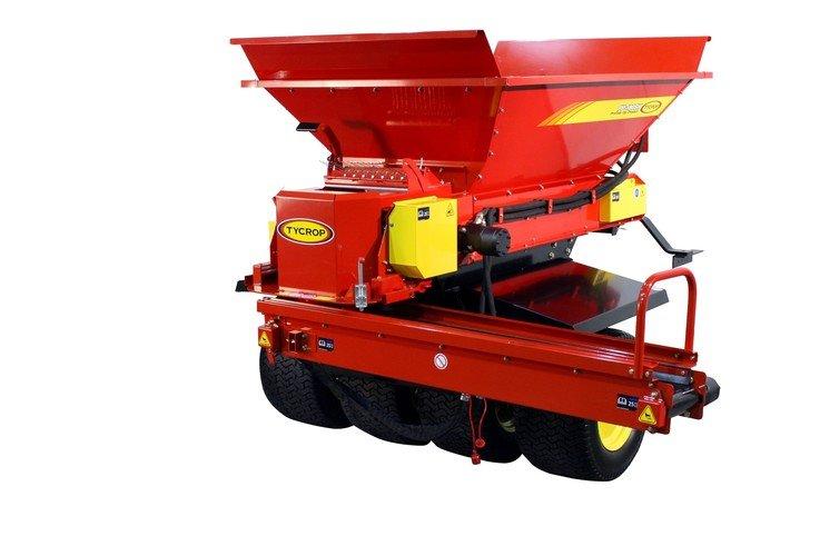 New Conveyor & Swivel kit assembly for Propass 180 Top Dresser