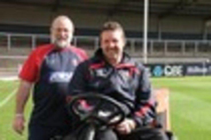 Dave and Graham Balmer