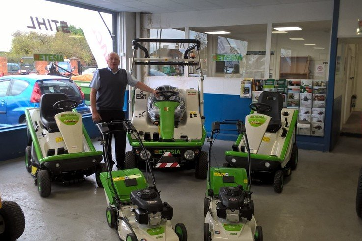 Etesia appoint Sharrocks