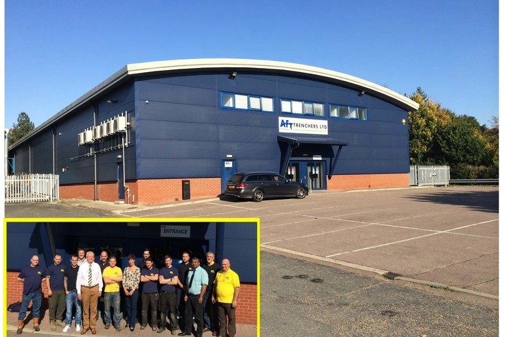 AFT move to new premises in Sudbury Suffolk