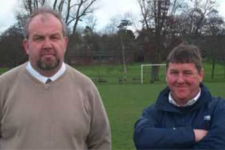 Grass roots support for FA Award