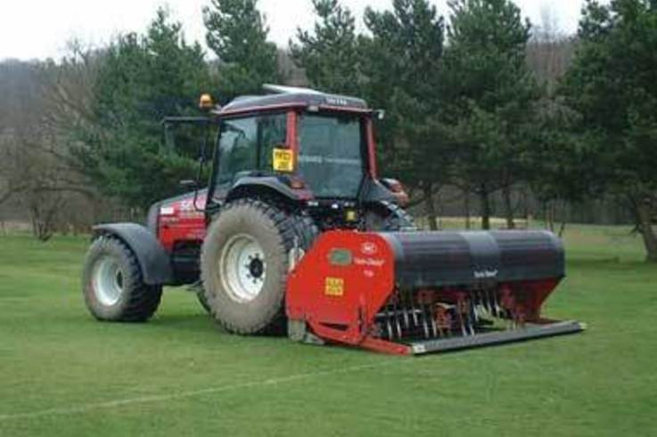 Heavy duty debut for latest Verti-drain