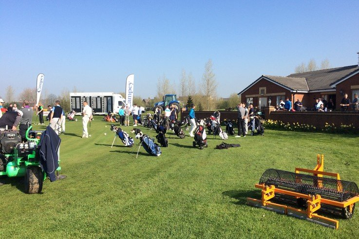 Campey Pro Am Golf Day at Harts Common GC