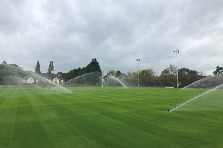ColliersPark-Irrigation