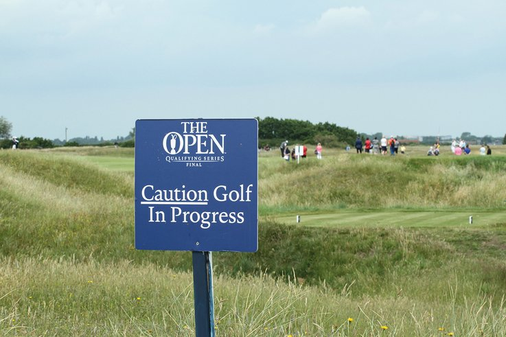 RCP Open sign