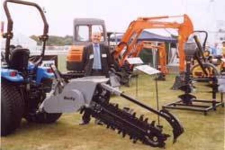 Turf tools field six