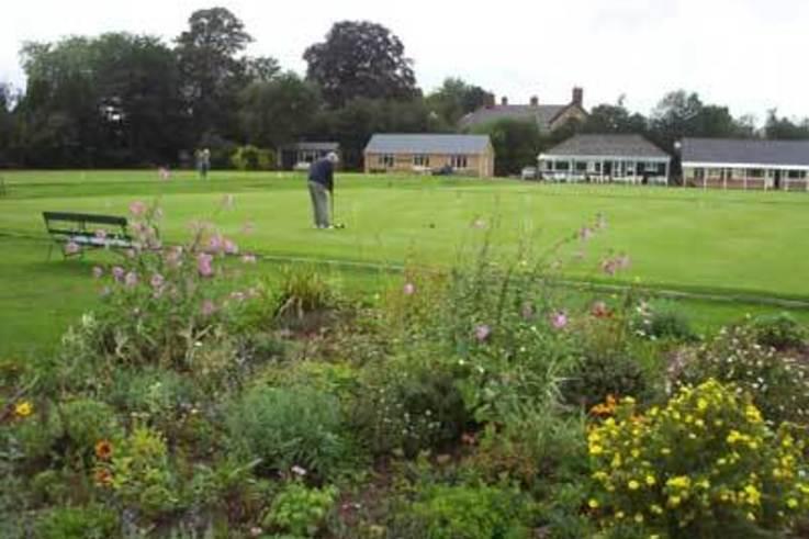 Cheltenham Croquet Club.