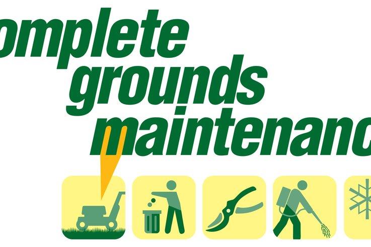 Complete Grounds Maintenance Logo