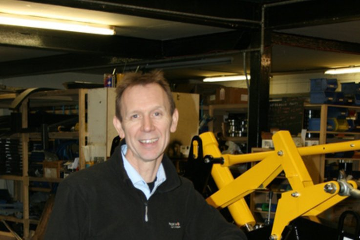 Ian Robson joins AFT Trenchers as Operations Manager (3)