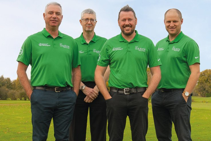 Bayer Turf Solutions Team 2017